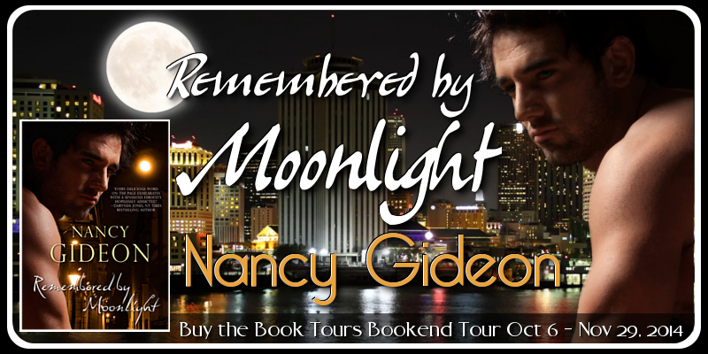 Remembered By Moonlight By Nancy Gideon Giveaway