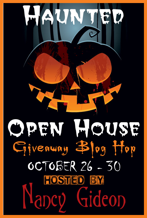 2015 Nancy Gideon's Haunted Open House Hop Graphic